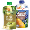 Save $1.00 on 3 Happy Baby Organics & Happy Tot Organics pouches when you buy THR...