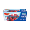 Save $1.00 on two (2) Our Family Freezer or Storage Bags (30-50 ct.)