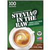 Save $.75 on ONE (1) Stevia In The Raw® 50 Count or 100 Count Packet Box