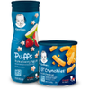 Save $2.00 on 4 Gerber® Snacks when you buy FOUR (4) Gerber® Snack Items, any...