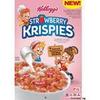 SAVE $0.50 on Kellogg's® Strawberry Krispies™ Cereal on ONE Kellogg&#39...