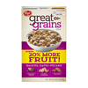 Save $0.50 when you buy ONE (1) Post® Great Grains cereal (any variety, 11 oz or...