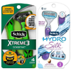 Save $4.00 on Schick® Disposable Razor when you buy ONE (1) Schick® Disposabl...
