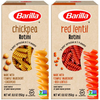 Save $0.75 on ONE (1) Barilla® Chickpea or Red Lentil Pasta
