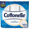 Save $0.50 on COTTONELLE® on any ONE (1) COTTONELLE® Toilet Paper (6-pack or...