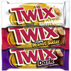 Buy ONE Twix® White Chocolate, Dark Chocolate or Peanut Butter bars, Get ONE $0.7...