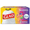 Save $1.00 on Glad® when you buy ONE (1) Glad® OdorShield Tall Kitchen Drawst...