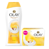 Save $1.00 on ONE Olay Bar (4 count or larger) Body Wash, Hand & Body Lotion OR I...