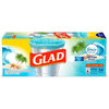 Save $0.75 on Glad Trash Bag when you buy ONE (1) Glad Household Trash Bag, any varie...