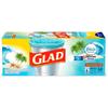Save $0.75 on Glad Trash Bag when you buy ONE (1) Glad Household Trash Bag, any varie...