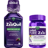 Save $1.00 on ONE ZzzQuil OR PURE Zzzs Product (excludes trial/travel size).