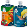 Save $1.50 on 4 Gerber® Pouches when you buy FOUR (4) Gerber® Pouches
