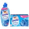 Save $0.50 on any Suavitel® Liquid Fabric Softener (41.5 oz or larger) or Suavite...