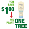 Save $1.00 on one (1) Aveeno Baby item (8.0z)
