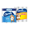 Save $1.00 on ONE Charmin Toilet Paper Product 4 ct or larger (excludes single rolls)...