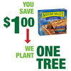 Save $1.00 on two (2) Nature Valley Bar Multi-Packs