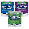 Save $0.50 on ONE (1) Quilted Northern® Bath Tissue package, any variety (6 Doubl...