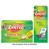 Save $4.00 Save $4.00 when you buy ONE (1) Children's ZYRTEC® product, any variety. Excludes trial & travel sizes