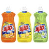 SAVE $0.25 On any Ajax® Ultra Dish Liquid (12.6 oz or larger)