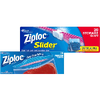 SAVE $1.00 on 2 Ziploc® brand bags when you buy TWO (2) Ziploc® brand bags