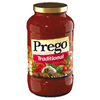 Save $1.00 Prego Pasta Sauce. $1 OFF ONE (1). 14.5 - 27 OZ. Select varieties. Please see UPC listing.