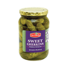 Save $0.50 on one (1) Our Family Sweet Pickles (16 oz.)