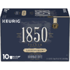 Save $1.25 on 1850® Coffee K-Cup when you buy ONE (1) 1850® K-Cup Coffee Prod...