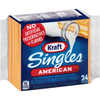 Save $0.50 $.50 OFF ONE (1) KRAFT AMERICAN SINGLES 16OZ.