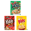 SAVE $1.00 on any TWO Kellogg's® Corn Pops®, Krave™ and/or Apple Ja...