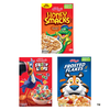 SAVE $1.00 on any THREE Kellogg's® Cereals (8 oz. or Larger, Any Flavor, Mi...