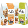 Save $3.00 Save $3.00 on one (1) 3 lb or larger bag of Purina® Bella® Dry Dog Food, any variety