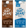 Save $1.00 on Silk® Oat Yeah™ Oatmilk when you buy ONE (1) Silk® Oat Ye...