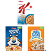 Save $1.00 on 3 Kellogg's® Cereals when you buy THREE (3) Kellogg's®...
