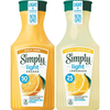 Save $0.75 on Simply® Light Carafe when you buy ONE (1) Simply® Light Orange...