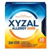 Save $4.00 on XYZAL® Allergy 24HR when you buy ONE (1)  XYZAL® Allergy 24HR (...