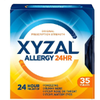 Save $4.00 on XYZAL® Allergy 24HR when you buy ONE (1)  XYZAL® Allergy 24HR (...