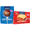 Save $2.50 any TWO (2) Simek's 17-32oz Frozen Lasagna or Meatballs product