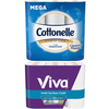 Save $2.00 on any TWO (2) packages of Cottonelle® Bath Tissue (6 mega roll or lar...