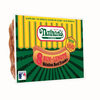 Save $1.00 on two (2) Nathan's Famous Beef Hot Dogs (10-14 oz.)