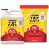 SAVE $1.00 on one (1) package of TIDY CATS® Clumping Cat Litter (excludes LightWe...