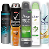 SAVE $2.00 on any TWO (2) Dove, Dove Men+Care, AXE, Degree® or Degree Men® (e...