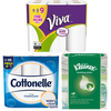 Save $2.00 on TWO (2) of the following: Cottonelle® Toilet Paper 6-pack or larger...