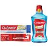 SAVE $5.00 on any 3 Colgate Total® Advanced, Colgate® Optic White®, Ename...