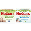 Save $0.50 on any ONE (1) package of HUGGIES® Wipes (48 ct. or higher)