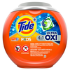 Save $1.00 on ONE Tide Detergent OR ONE Tide PODS (excludes Tide Purclean, Tide Antib...
