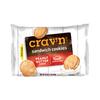 Save $0.50 on one (1) Crav'n Sandwich Cream Cookies (10.1-16 oz.)